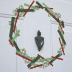 Yılbaşı Noel Çelenkleri ve Yapılışı 51