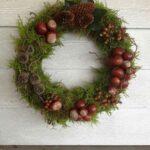 Yılbaşı Noel Çelenkleri ve Yapılışı 56