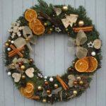 Yılbaşı Noel Çelenkleri ve Yapılışı 64
