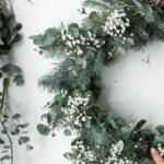 Yılbaşı Noel Çelenkleri ve Yapılışı 68