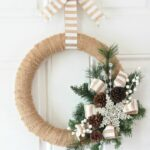 Yılbaşı Noel Çelenkleri ve Yapılışı 69