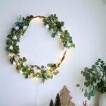 Yılbaşı Noel Çelenkleri ve Yapılışı 7