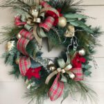 Yılbaşı Noel Çelenkleri ve Yapılışı 72
