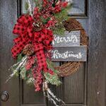 Yılbaşı Noel Çelenkleri ve Yapılışı 75