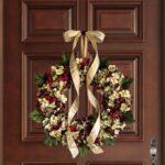 Yılbaşı Noel Çelenkleri ve Yapılışı 77