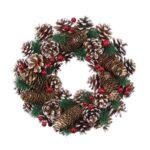 Yılbaşı Noel Çelenkleri ve Yapılışı 79