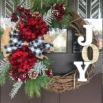 Yılbaşı Noel Çelenkleri ve Yapılışı 81