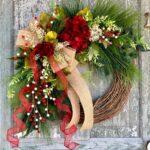 Yılbaşı Noel Çelenkleri ve Yapılışı 85
