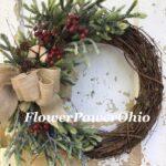 Yılbaşı Noel Çelenkleri ve Yapılışı 86