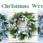 Yılbaşı Noel Çelenkleri ve Yapılışı 87