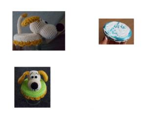 Amigurumi Köpek Şeker Kavanozu Yapımı