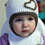 Bebek Şapka Modelleri Şişle 29