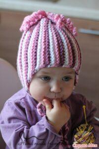Bebek Şapka Modelleri Şişle