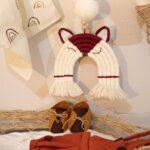 Çocuk Odası Makrome Gökkuşağı Duvar Süsleri 15