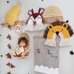 Çocuk Odası Makrome Gökkuşağı Duvar Süsleri 34