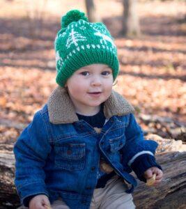 Erkek Bebek Şapka Modelleri Resimli Anlatım 2