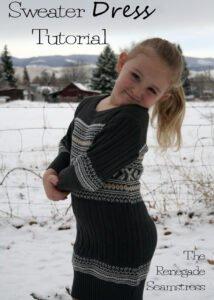 Eski Kazaktan Çocuk Elbisesi Yapılışı