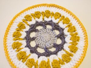 Mandala Örgü Motifleri 15