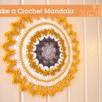 Mandala Örgü Motifleri 21