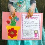 Okul Öncesi Anneler Günü Etkinlik Örnekleri 2