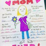Okul Öncesi Anneler Günü Etkinlik Örnekleri 43
