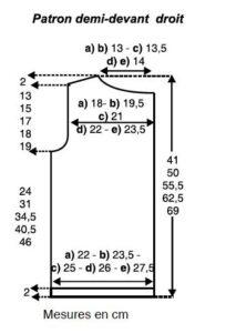 Örgü Ceket Modelleri Anlatımlı 1