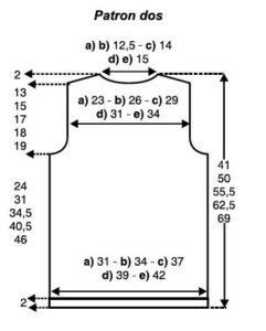 Örgü Ceket Modelleri Anlatımlı 2