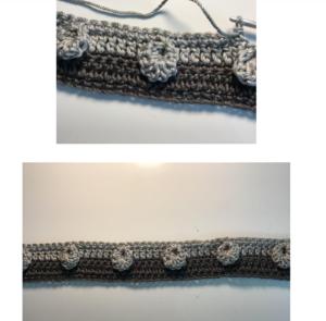 Tığ İşi Bebek Battaniyesi Yapımı 15