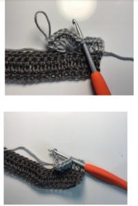 Tığ İşi Bebek Battaniyesi Yapımı 4