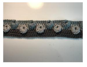 Tığ İşi Bebek Battaniyesi Yapımı 5