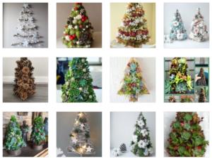 Yılbaşı Ağacı Yapımı Fikirleri