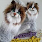 Hayvan Desenli Eldiven Modelleri ve Yapılışları 106