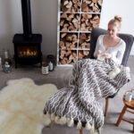 Kadife İpten Bebek Battaniye Modelleri Yapılışı 4