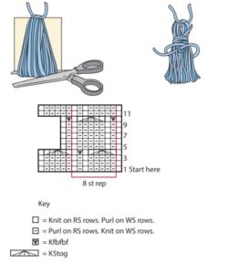 Kadife İpten Bebek Battaniye Modelleri Yapılışı 6