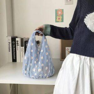 Organze Kumaştan Çanta Modelleri ve Yapılışı