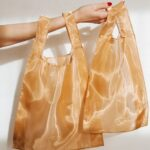 Organze Kumaştan Çanta Modelleri ve Yapılaşı 32