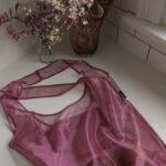 Organze Kumaştan Çanta Modelleri ve Yapılaşı 4