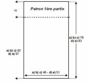 Örgü Panço Modelleri Açıklamalı 3