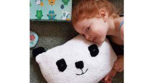 Panda Yastık Yapımı