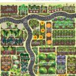 Sebze Bahçesi Nasıl Düzenlenir? 32