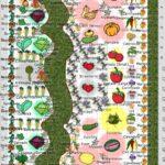 Sebze Bahçesi Nasıl Düzenlenir? 66