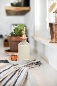 Sıvı Sabun Nasıl Yapılır Tarifi 1