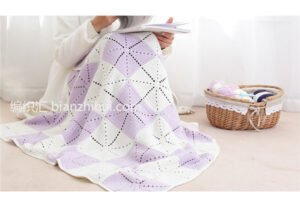 Bebek Battaniyeleri El Örgüsü 1
