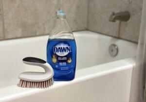 Bulaşık Parlatıcısı ile Banyo Temizliği 3