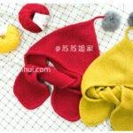 Haraşo Örgü Şapka Yapılışı 6