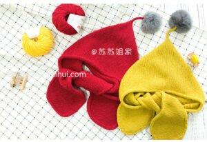 Haraşo Örgü Şapka Yapılışı