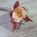 Kurdeleden Çiçek Modelleri ve Yapılışları 31