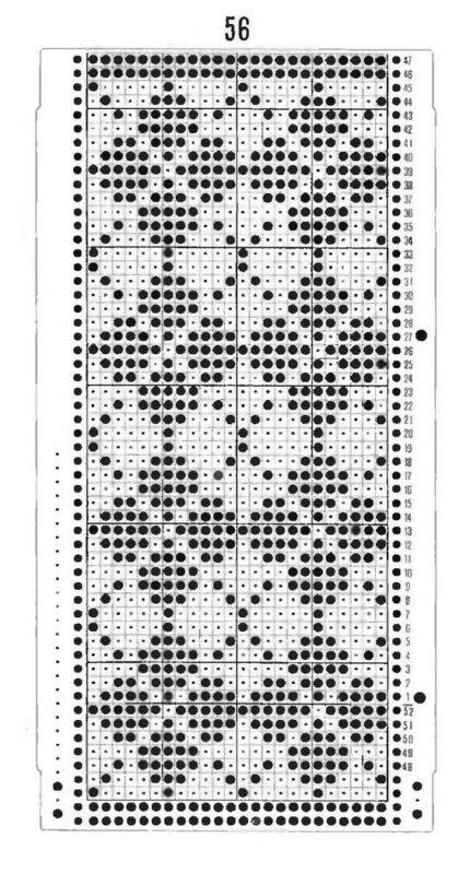 Penye İp Halı Modelleri ve Şemaları 23