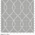 Penye İp Halı Modelleri ve Şemaları 32