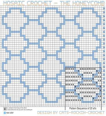 Penye İp Halı Modelleri ve Şemaları 4
